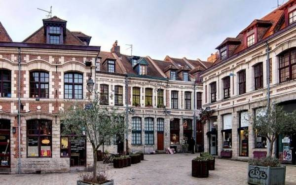 Hotel Appart Haris Lille
