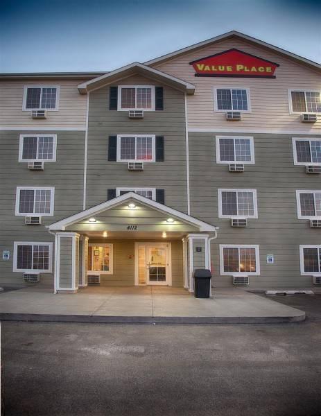 Hotel Value Place Oklahoma Cty I-240