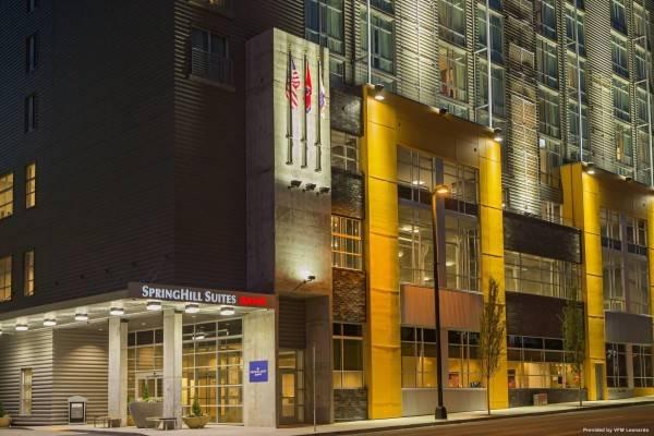 Hotel SpringHill Suites Nashville Vanderbilt/West End