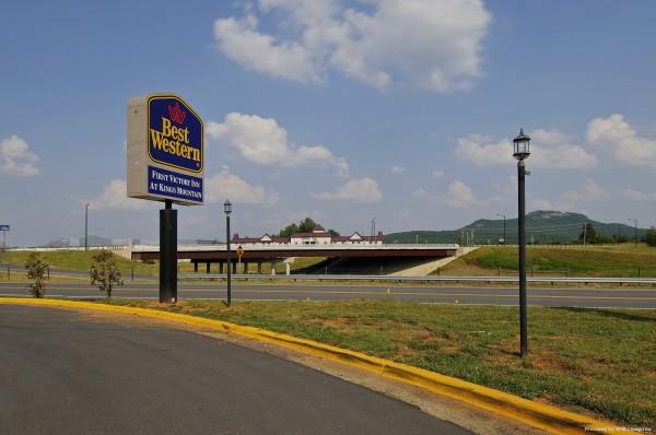 Hotel Travelodge Kings Mountain