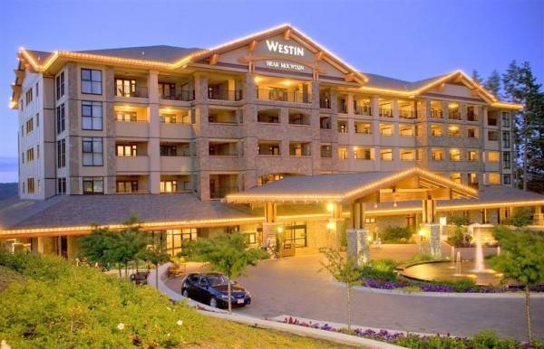 Hotel The Westin Bear Mountain Golf Resort & Spa Victoria