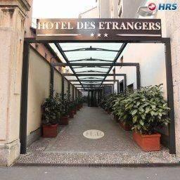 Hotel Des Etrangers