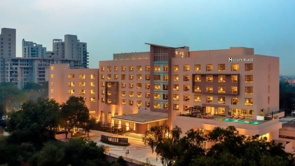 Hotel Hyatt Place Gurgaon Udyog Vihar