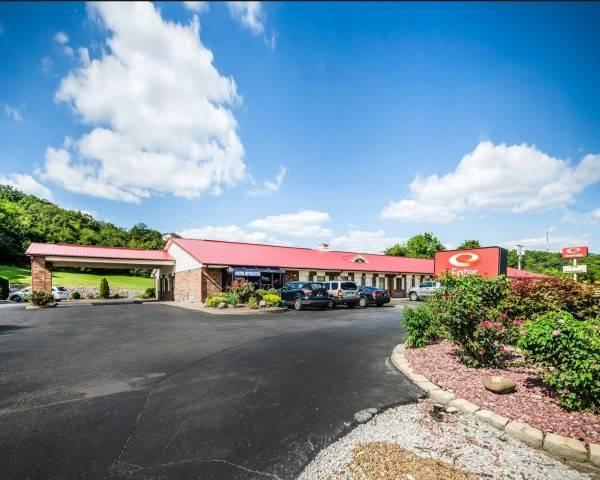 Hotel Econo Lodge Russellville