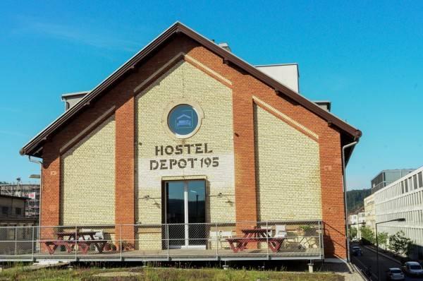 Depot 195 Hostel Winterthur