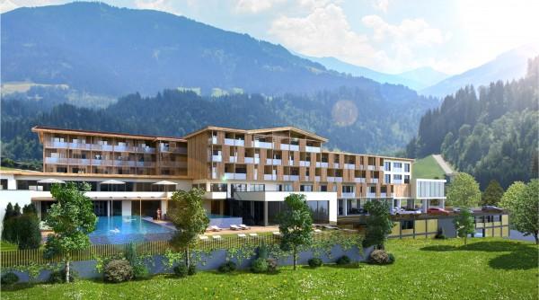 Hotel Das Hohe Salve Sportresort