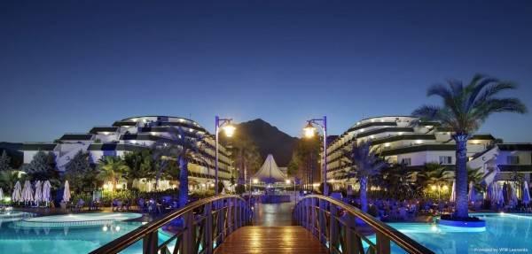 Hotel QUEENS PARK TEKIROVA RESORT AND SPA