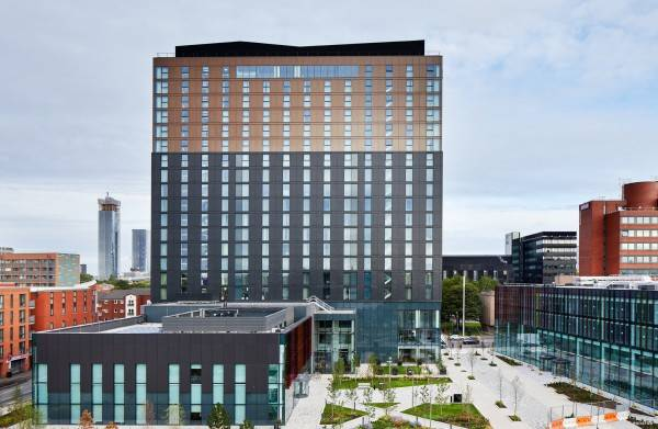Hotel Crowne Plaza MANCHESTER - OXFORD ROAD