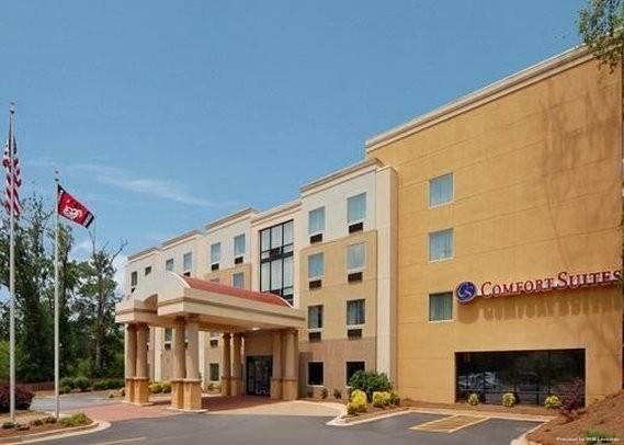 Hotel Comfort Suites Downtown