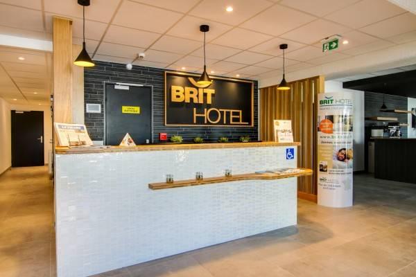 Brit Hotel Reims La Neuvillette