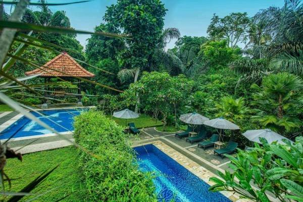 Hotel Alas Petulu Cottages