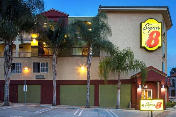 Hotel SUPER 8 LOS ANGELES DOWNTOWN
