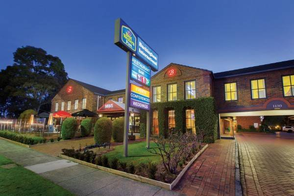 Hotel Best Western Plus Buckingham International