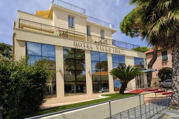 Hotel Villa Ida family wellness***s