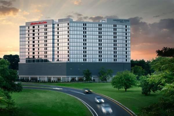 Hotel Homewood Suites by Hilton Teaneck/Glenp
