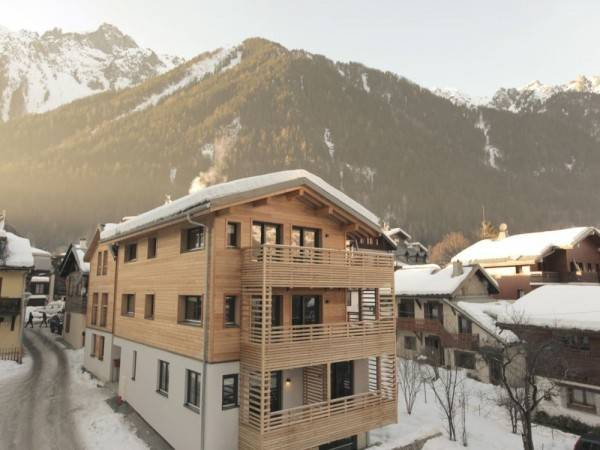 Appartement - Hotel de l'Arve