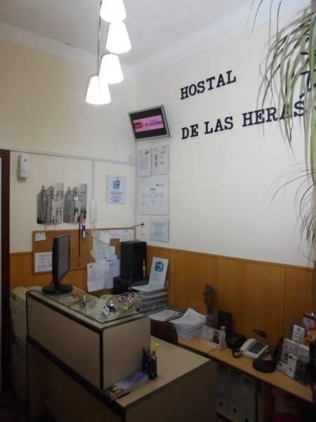 Hotel De las Heras Hostal