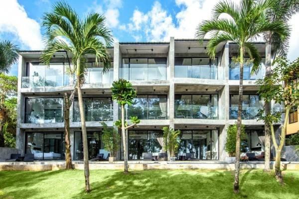 Hotel Suwan Palm Resort