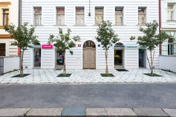 Hotel Designer Prague City Apartments