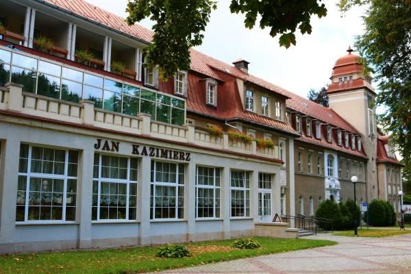 Hotel Jan Kazimierz