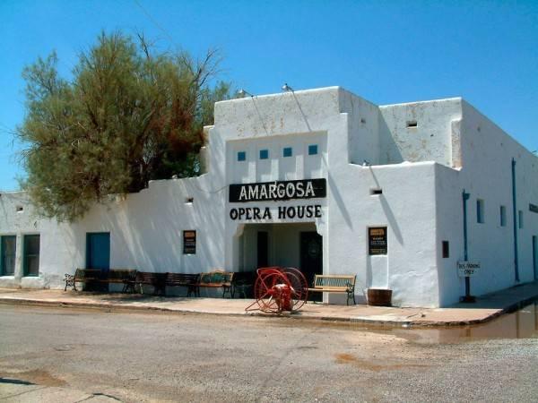 Hotel Amargosa Opera House