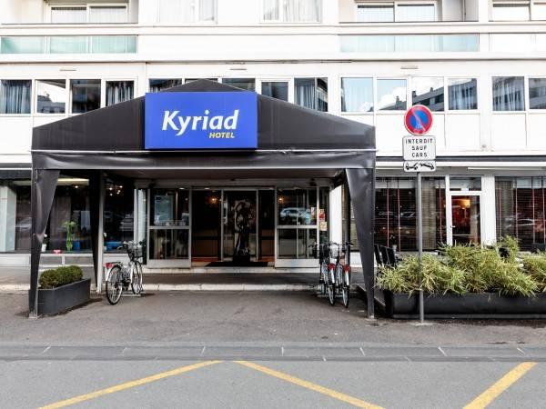 Hotel Kyriad - Clermont-Ferrand Centre