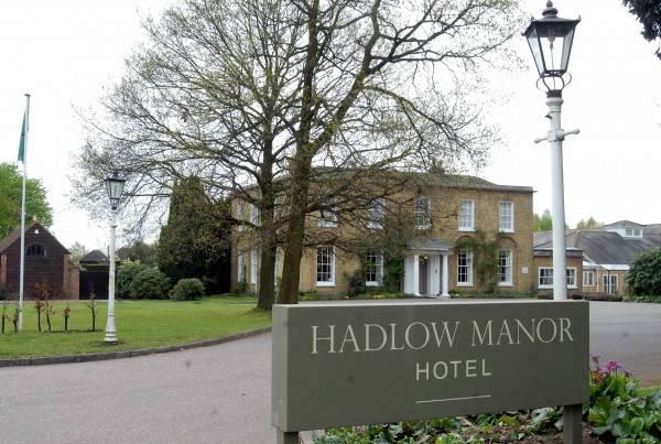 Hotel Hadlow Manor