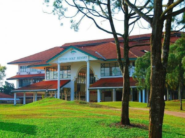 Hotel Gemas Golf Resort