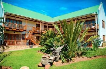 Hotel Aan De Bergen Guesthouse South Africa