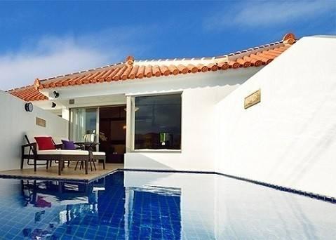 Hotel Pool Terrace Imgya Suite