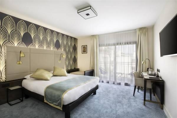 Hotel BEST WESTERN HTL JOURNEL ST LAU DU VAR