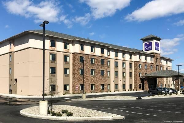 Sleep Inn and Suites Middletown - Goshen