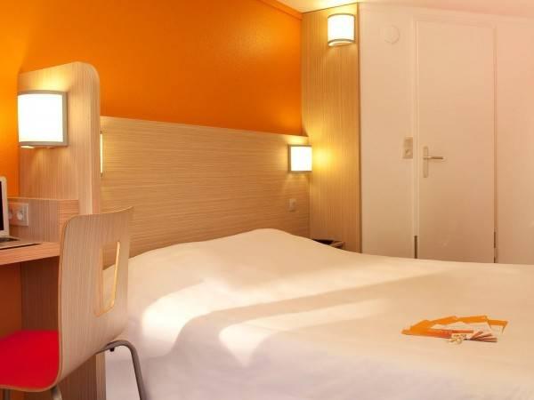 Hotel PREMIERE CLASSE ROISSY - Aéroport CDG - Le Mesnil Amelot