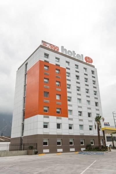 Hoteles Hi! Santa Catarina