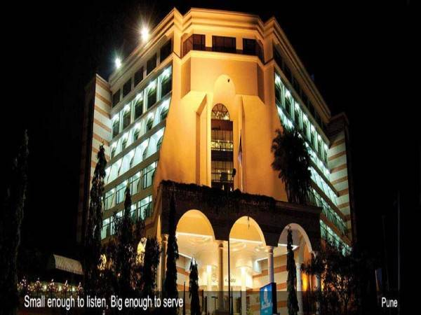 Sun n Sand previously Holiday Inn Pune
