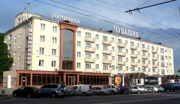CHUVASHIYA HOTEL