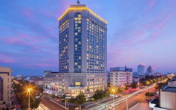 Hotel DoubleTree by Hilton Qingdao-Jimo