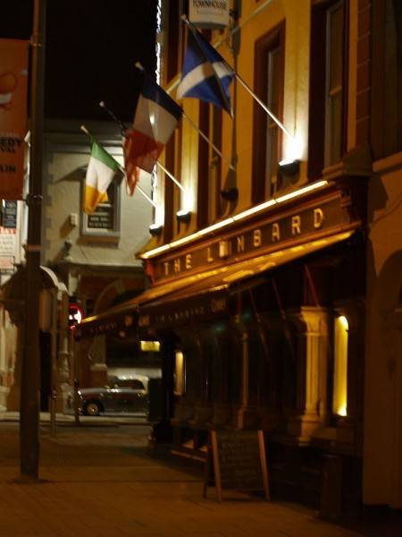Hotel The Lombard Pub & Townhouse