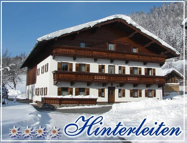 Hotel Ferien-Hof Hinterleiten