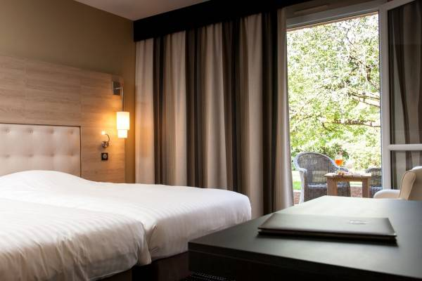 Hotel Le Rabelais Logis