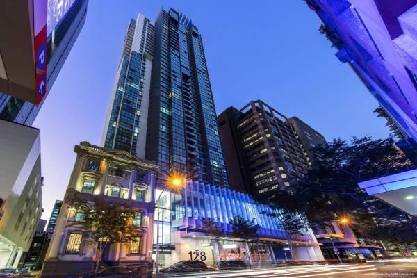 Hotel Oaks Charlotte Towers