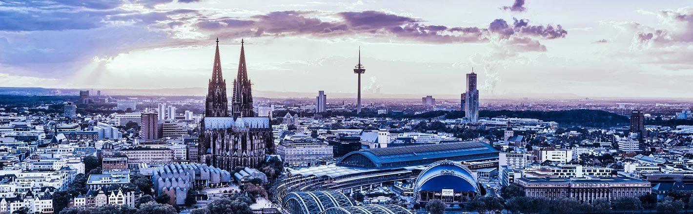 Hotel nelle zone popolari di Colonia (Renania Settentrionale-Vestfalia)