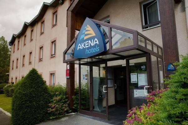 Hotel AKENA Express Creil Clermont-Agnetz