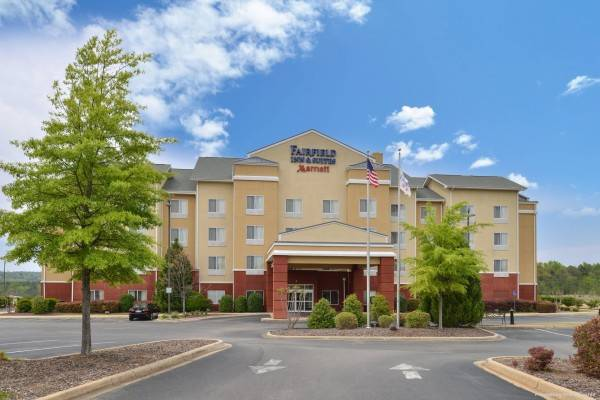 Fairfield Inn & Suites Birmingham Bessemer