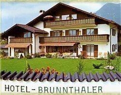 Hotel Brunnthaler Garni