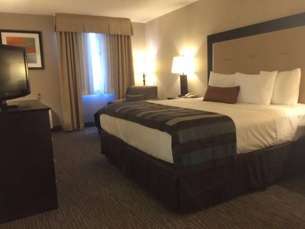 Hotel WINGATE BY WYNDHAM ATLANTIC CI