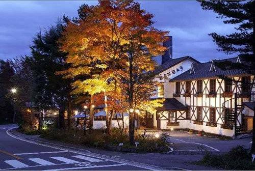 Hotel Kusatsu Onsen Kindai