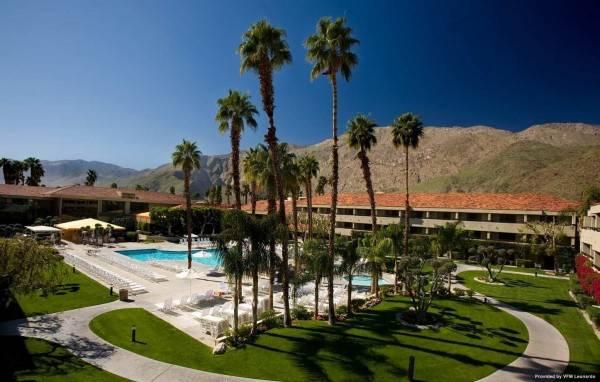 Hotel Hilton Palm Springs