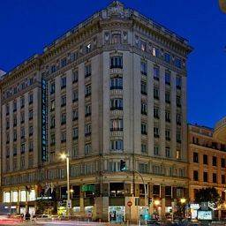 Hotel Madrid Gran Via managed by Melia