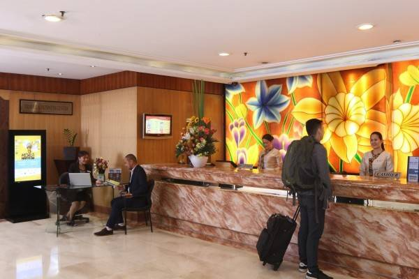 Hotel City Garden Suites Manila